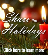 Share the Holidays